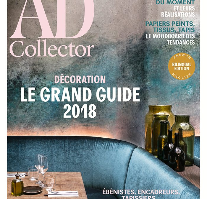 AD COLLECTOR 2018 FRANCE