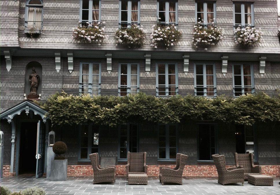 HOTEL LA FERME SAINT SIMEON *****