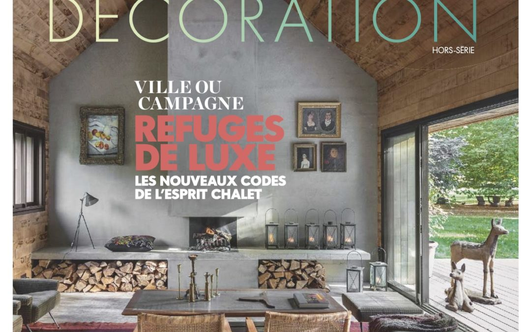 ELLE DECORATION HS JANVIER 2019