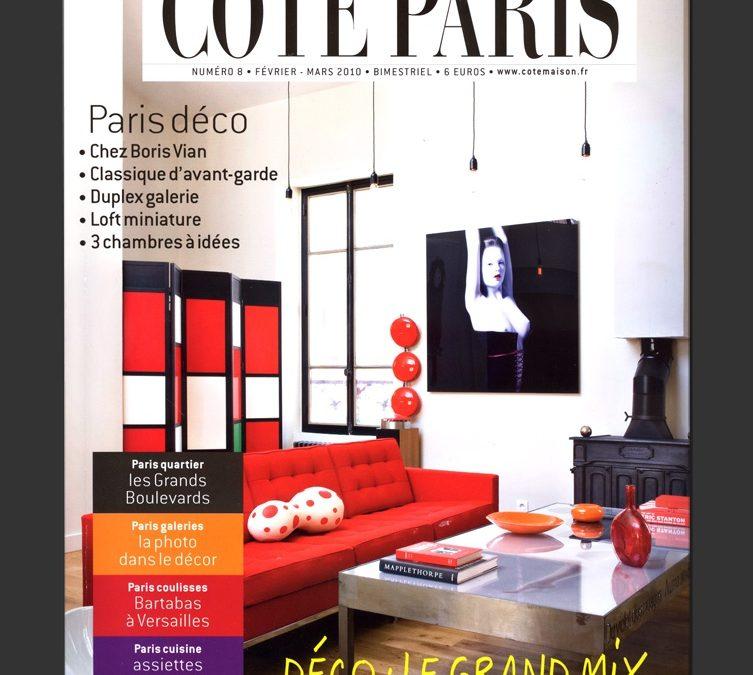 COTE PARIS 2010 FRANCE